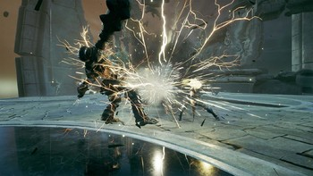Screenshot1 - Darksiders III - The Crucible