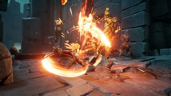 Screenshot1 - Darksiders III - Keepers of the Void