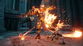 Screenshot4 - Darksiders III - Keepers of the Void