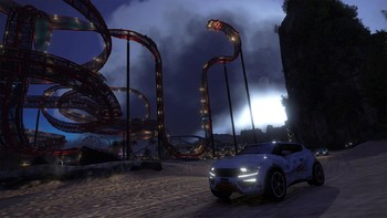 Screenshot10 - TrackMania² Lagoon