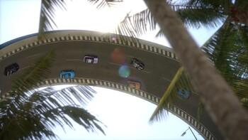 Screenshot2 - TrackMania² Lagoon