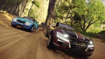 Screenshot8 - TrackMania² Lagoon