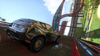 Screenshot9 - TrackMania² Lagoon