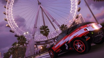 Screenshot4 - TrackMania² Lagoon