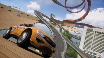 Screenshot5 - TrackMania² Lagoon