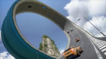 Screenshot1 - TrackMania² Lagoon