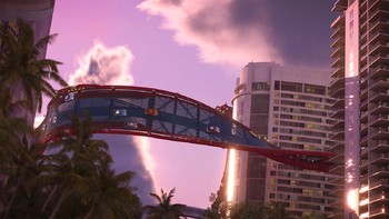 Screenshot3 - TrackMania² Lagoon