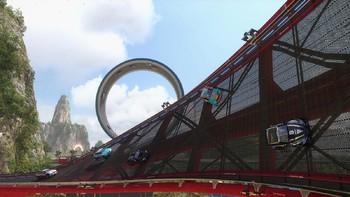 Screenshot6 - TrackMania² Lagoon