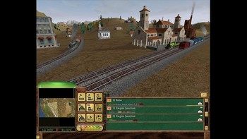 Screenshot9 - Railroad Tycoon 3