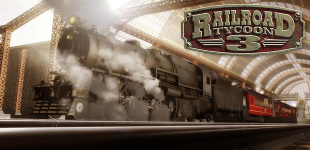 Railroad Tycoon 3 - Cover / Packshot