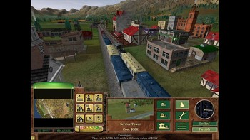 Screenshot10 - Railroad Tycoon 3