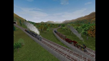 Screenshot6 - Railroad Tycoon 3