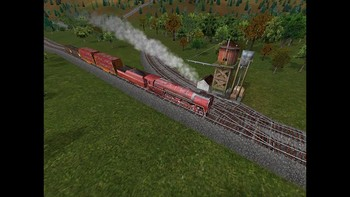 Screenshot7 - Railroad Tycoon 3