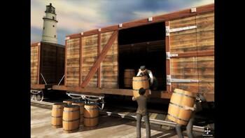 Screenshot1 - Railroad Tycoon 3