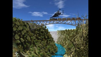 Screenshot2 - Railroad Tycoon 3