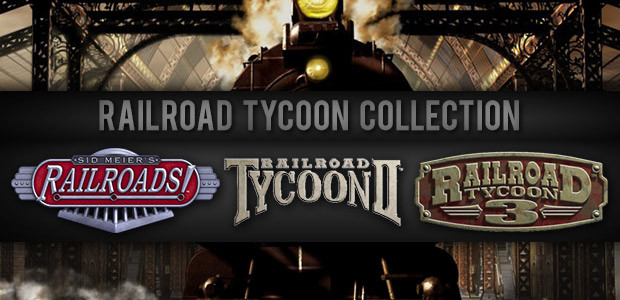Railroad Tycoon Collection - Cover / Packshot