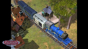Screenshot1 - Railroad Tycoon Collection