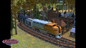 Screenshot2 - Railroad Tycoon Collection