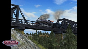 Screenshot3 - Railroad Tycoon Collection