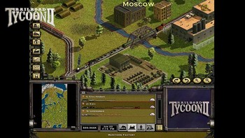 Screenshot4 - Railroad Tycoon Collection
