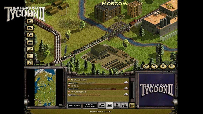 Railroad Tycoon Collection Steam CD Key for PC Buy now