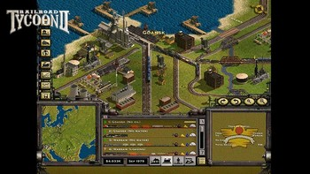 Screenshot5 - Railroad Tycoon Collection
