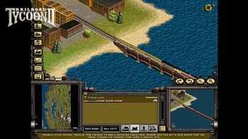 Screenshot6 - Railroad Tycoon Collection