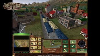 Screenshot7 - Railroad Tycoon Collection