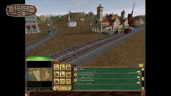 Screenshot8 - Railroad Tycoon Collection