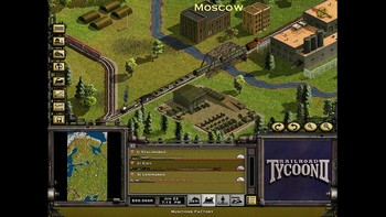 Screenshot3 - Railroad Tycoon II Platinum