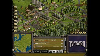 Screenshot5 - Railroad Tycoon II Platinum