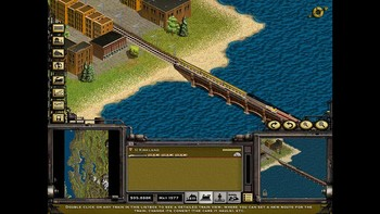 Screenshot1 - Railroad Tycoon II Platinum