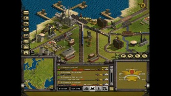 Screenshot2 - Railroad Tycoon II Platinum