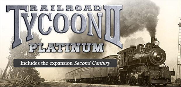 Railroad Tycoon II Platinum - Cover / Packshot