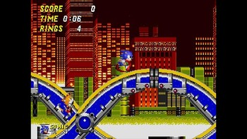Screenshot2 - Sonic the Hedgehog 2