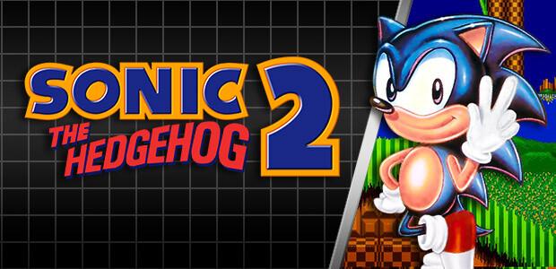 Sonic the Hedgehog 2 - Cover / Packshot