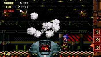 Screenshot1 - Sonic CD