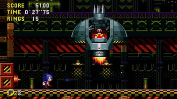 Screenshot2 - Sonic CD