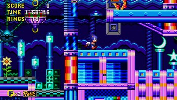 Screenshot4 - Sonic CD