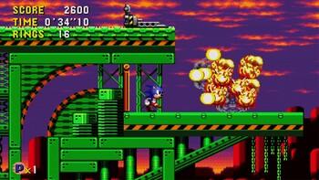 Screenshot5 - Sonic CD