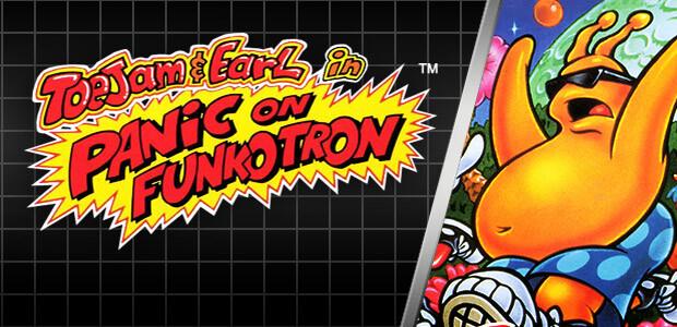 ToeJam & Earl in Panic on Funkotron