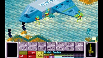 Screenshot6 - X-COM: Terror From the Deep