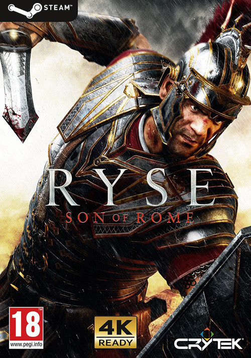 Ryse: Son of Rome - Cover