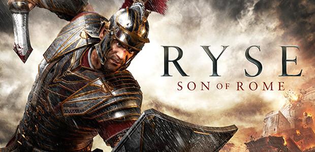 Ryse: Son of Rome - Cover / Packshot