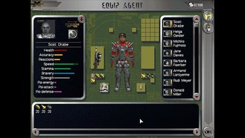 Screenshot2 - X-COM: Apocalypse