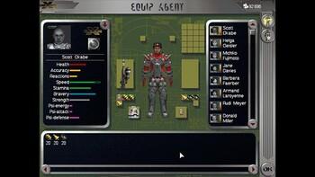 Screenshot2 - X-COM: Apocalypse