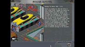 Screenshot6 - X-COM: Apocalypse