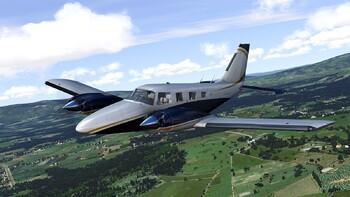Screenshot1 - Flight Sim World