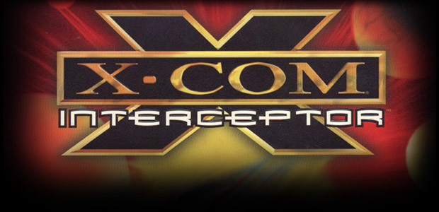 X-COM: Interceptor - Cover / Packshot