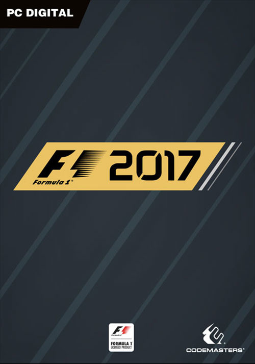 F1™ 2017 - Cover / Packshot